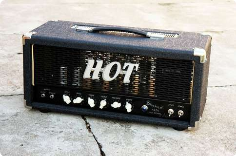 Hot Amps Basstard 1204 Os   Boutique Bass Head 2013 Custom