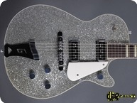 Gretsch 6129 Silver Jet 1955 Silver Sparkle