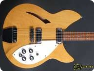 Rickenbacker 335 1966 Maple Glow