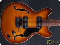 Hoyer ES335 1967 Sunburst