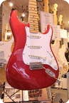 Fender Stratocaster Yngwie Malmsteen 2005 Red
