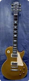 Gibson Les Paul Standard Gold Top 30° Anniversary 1982 Gold Top