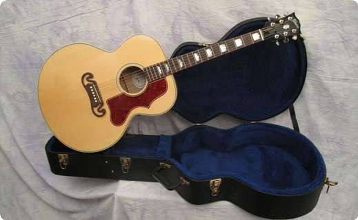 Gibson J200 Studio Electro/acoustic 2009 Antique Natural