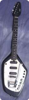 Vox Vox Phantom Vi 1966 Black