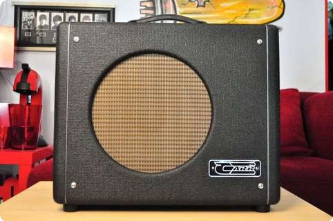 Carr Amplifiers Mercury 1x12 2013 Black