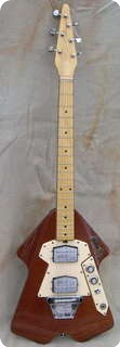 Burns Flyte 1976 Natural