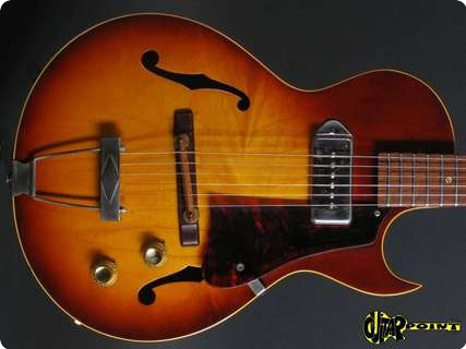 Gibson Es 140  3/4    1967 Sunburst