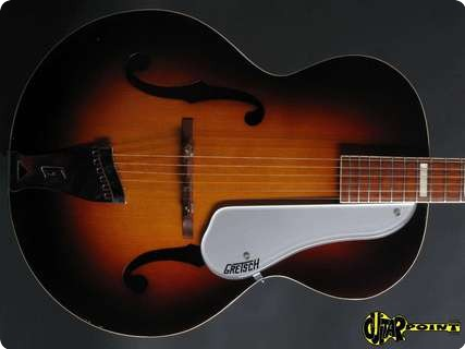 Gretsch 6014   Corsair 1955 Sunburst