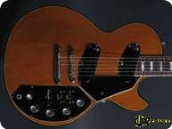 Gibson Les Paul Recording 1972 Mahagoni Natural