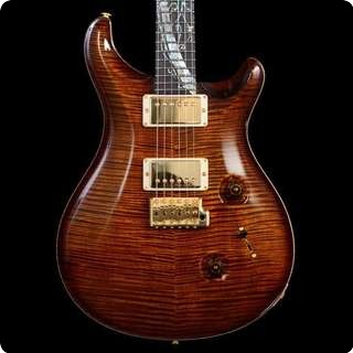 Prs 2011 Custom 24 Tree Of Life In Black Gold Limited Edition  2012 Black Gold