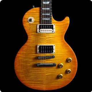 Gibson Gary Moore Signature Les Paul Lemon Burst   2001 2001 Lemon Burst