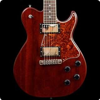 Johan Gustavsson Bluesmaster Special Faded Cherry Electric Guitar 2012 Faded Cherry