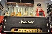 Marshall 2959 JMP Super Lead With Reverb. Museum Cond. 1979 Black