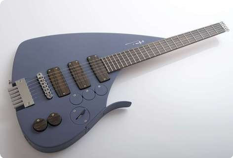 Teuffel Guitars Tesla Prodigy #4 2012 Light Blue