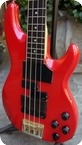 Fender Precision Bass Lyte 1989 Red