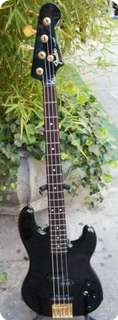 Fender P J Bass 1984 Black