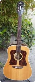 Guild D 40 Richie Haven 2002 Natural