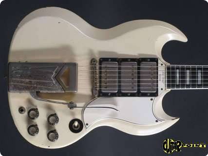 Gibson Les Paul Sg Custom 1961 White