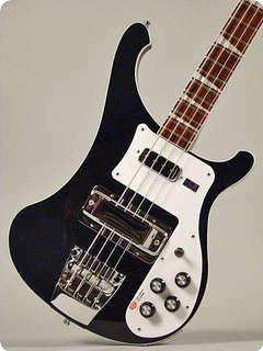 Rickenbacker 4003 Bass 2011 Jetglo