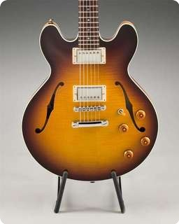 Collings I 35 Lc 2012 Tobacco Sunburst