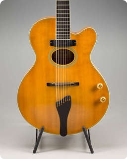 Benedetto Howard Alden 7 String  1992 Natural