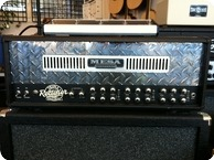 Mesa Boogie Triple Rectifer Black And Chrome