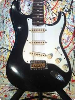 Fender Custom Shop Strat 63 Relic 2012 Black