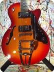 Duesenberg Starplayer TV Rebound 2012 Fireburst
