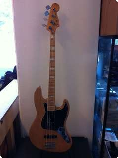 Fender Jazz Bass 1977 Natural