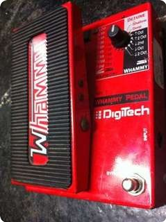 Digitech Original Whammy Wh1 1991