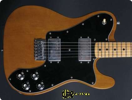 Fender Telecaster De Luxe 1974 Mocca 