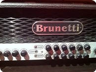 Brunetti XL R EVO 120W Midi Head W6L6