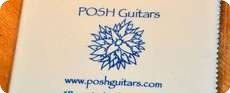POSH Guitars Budget Cleaning Cloth Cream