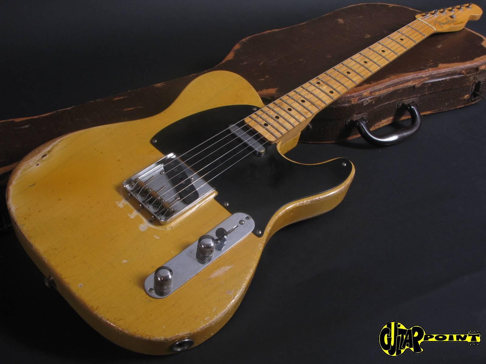fender telecaster nocaster 1951 blond guitar for sale guitarpoint. Black Bedroom Furniture Sets. Home Design Ideas