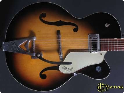 Gretsch 6124 Anniversary 1962 Sunburst