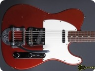Fender Telecaster Bigsby 1970 Candy Apple Red