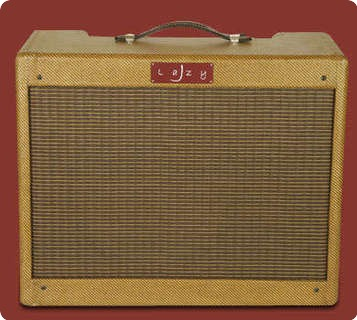 Lazy J Amplification J 20 Tweed