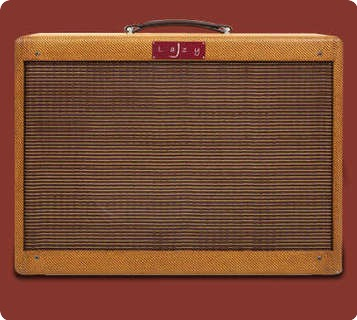 Lazy J Amplification J 40 Tweed