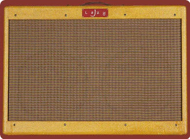 Lazy J Amplification J 80 Tweed