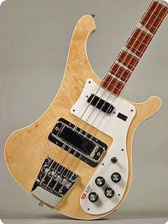 Rickenbacker 4003 Bass 2011 Mapleglo