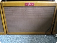 Lazy J Amplification J40 112 Cab 2014 Tweed