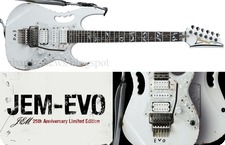 Ibanez Steve Vai EVO Relic JEM 25th Anni LTD 2012