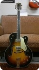 Gretsch Country Club 6196 1963 Sunburst