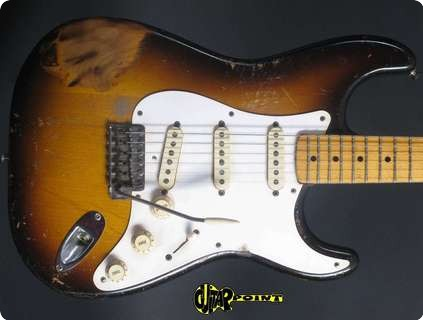 Fender Stratocaster 1957 2 Tone Sunburst