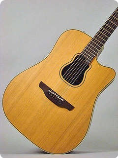 Takamine Garth Brooks Gb 7c 1996 Natural