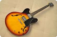 Tokai Japan ES135 Made In Japan Tobacco Sunb 2013 Tobacco Sunburst