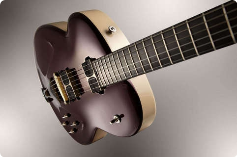 Tao Guitars Phaeton Prototype 2012
