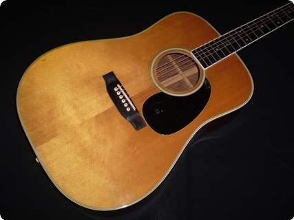 Martin D35 1972 Natural
