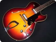 Guild T100D Slim Jim 1965 Sunburst