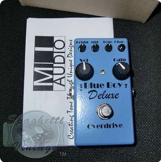 Mi Audio Blue Boy Deluxe 2008 Blue